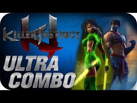 Xbox One: Killer Instinct - Ultra Combo en Trajes Retros