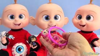 The Incredibles 2 Jack Jack's Multiplying Power
