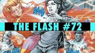 Year One: Chapter Three | The Flash #72 Review