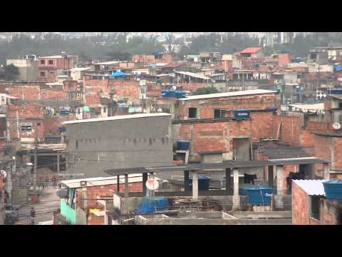 Brazil cleaning up favelas ahead of World Cup