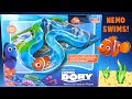 Finding Dory Marine Life Institute Playset Toy   Watch Nemo Swim In Real Water!