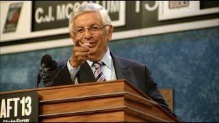 NBA on TNT Remembers Commissioner David Stern