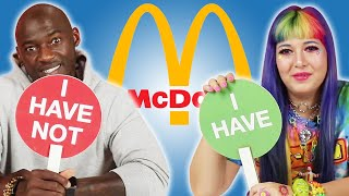 McDonald's Employees Play Never Have I Ever