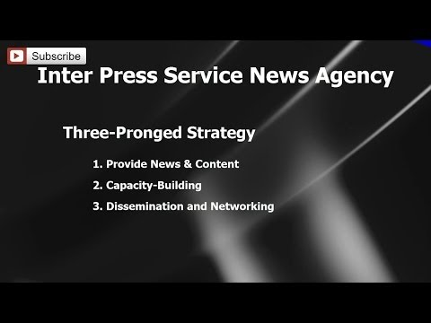 Inter Press Service News Agency Review