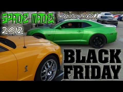 Spade Kreations BLACK FRIDAY Dyno Day 2012: FULL EVENT!