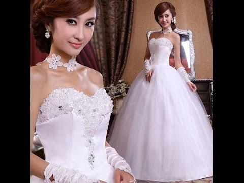 Malaysia - Wedding dress - Sexy Women - Video of Beautiful Girl and Hot