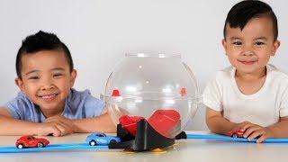 Spinforce Globe Racing Fun With Ckn Toys