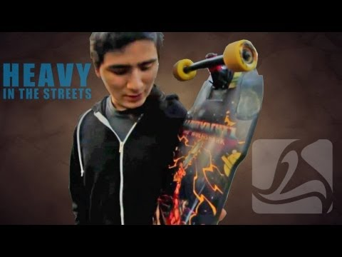 HITS/Landyachtz Contest Interview Wolfshark 2013