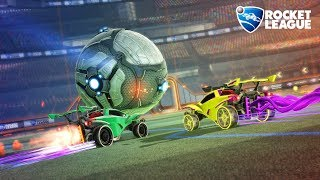 I got CHALLENGED by another Rocket League youtuber... here's the result