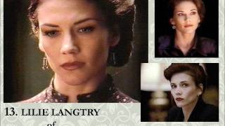Top 25 Sexy Vampire Women