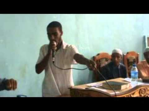 debate - Ethiopian Muslim & Cristan interfiath debate in Harar Part3