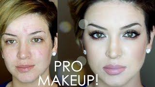Pro Makeup Tutorial For Beginners ♡