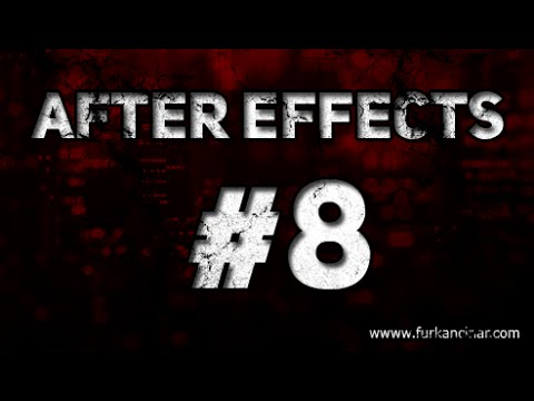 After Effects Cs5 E�itim Seti / Ders 8 Alpha Kontrol Metodu