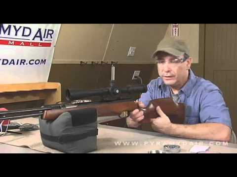 Airgun Reporter Episode 52: Beeman HW97 Underlever Air Rifle