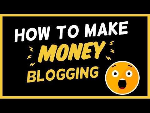How To Make Money Blogging [2019 Income School Project 24 Review]