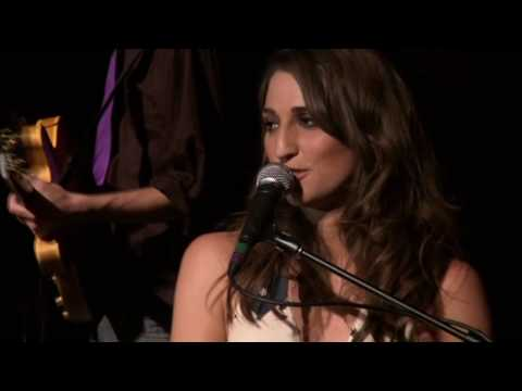 Sara Bareilles - HD - Love on the Rocks - Live