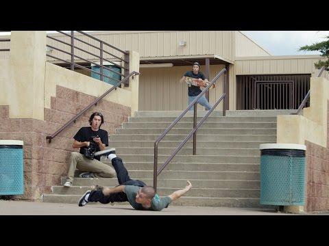Designed for Skateboarding, Recommended for Life