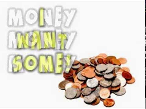 Money Money Money kids song by Rhonda Crigger