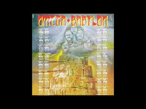 Omega együttes: Babylon (vinyl/bakelit)
