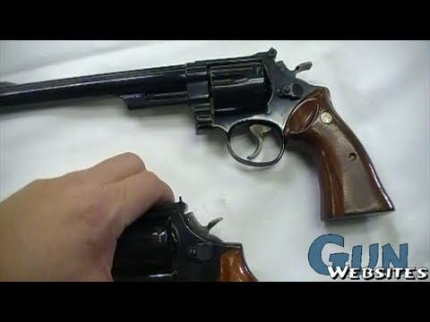 S&W Dirty Harry .44 Magnum Revolver