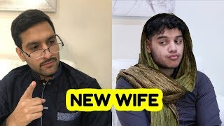New Wife | Shahida | ft. Zaid Ali