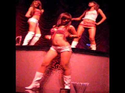 Sexy Coyote Dancers, St. Moritz Club Bangkok