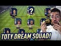 FIFA 18 Mein TOTY MEGA DREAM FUT CHAMPIONS Team Ultimate Team Wakez mp3