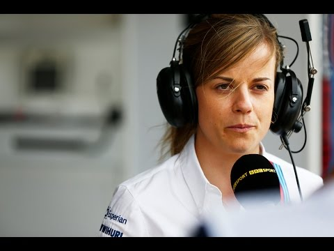 Susie Wolff talks career highlights and advice for youngsters