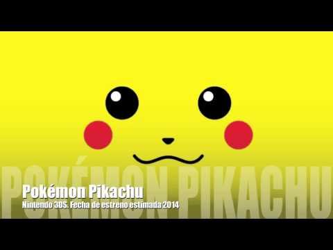 Nuevo Juego de Pikachu para 3DS! - Nuevo Juego de Pokémon