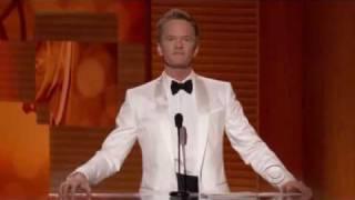 Neil Patrick Harris Hosts the Emmys Pt. 1
