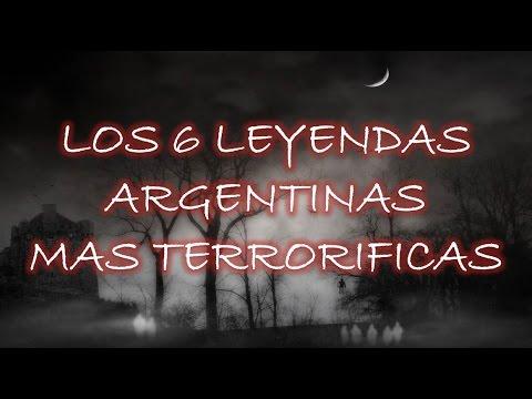 TOP: Las 6 Leyendas Urbanas Argentinas Mas Terrorificas