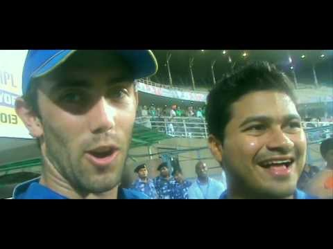 THE INSIDE SCOOP WITH THE MUMBAI INDIANS