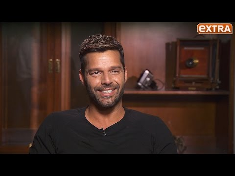Ricky Martin on His New Music, Twins and Obsession with Social Media