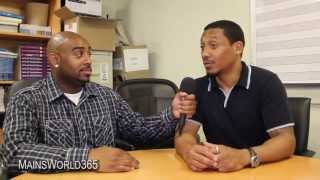 Actor Khalil Kain talks about his career, behind the scenes and his acting course at City College