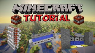 [Minecraft - Tutorial] TNT meccaniche e cannoni