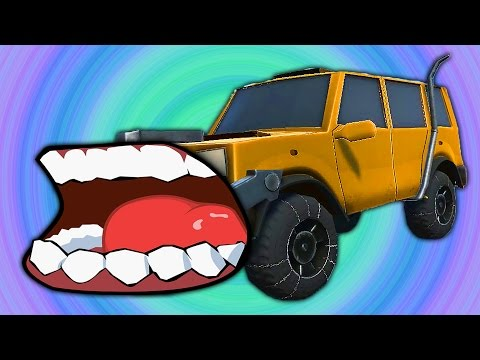 СУМАCШЕДШИЕ МАШИНЫ #3 Игровой мультик про машинки тачки гонки для детей мультфильм гонки на машинах