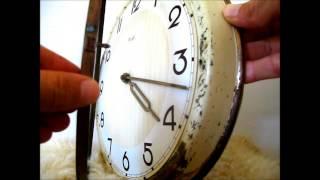 Reloj de pared Vintage para decoración