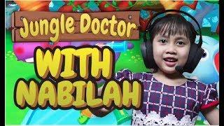 Bermain Game Jungle Doctor