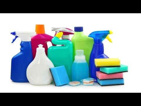Fabricação de Produtos de Limpeza - Produtos de Limpeza