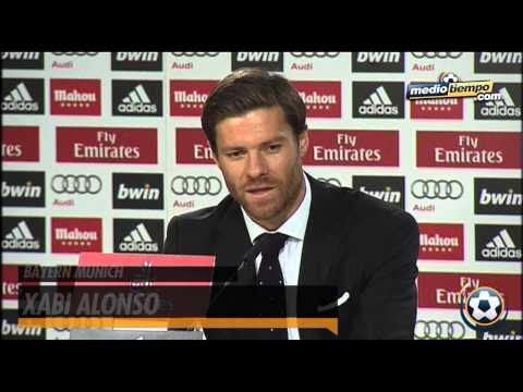 Oficial: Xabi Alonso pasó del Real Madrid al Bayern Munich