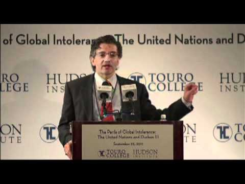 Dr. Zuhdi Jasser discusses his objections to Durban III