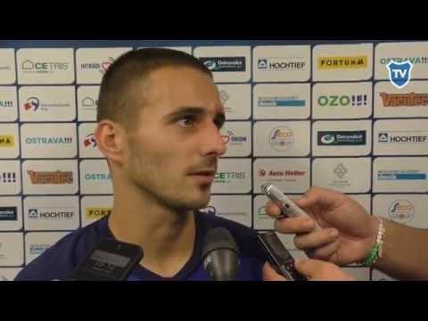 FNL: Rozhovor s Karolem Mondekem po utkání s Prostějovem (3:0).