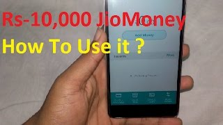Rs-10,000 How To use Jio Wallet and money must watch