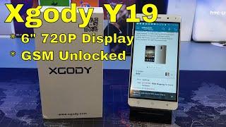 """Xgody Y19 - A 6"""" Unlocked Budget Friendly Phone - 48 Hr. Impressions"""
