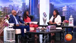 Sunday with EBS : Adoption/ Interview with Adey Dereje
