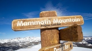 The Good Life: Mammoth Mountain