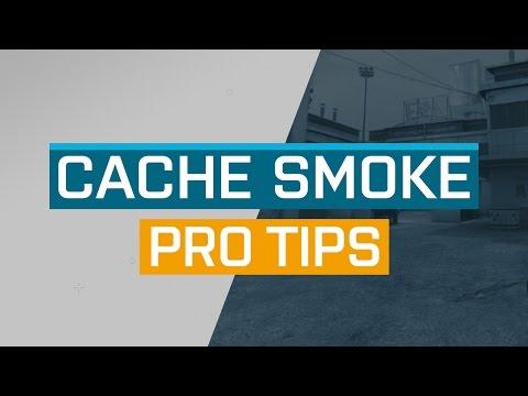 CS:GO - ProTips: Cache - A Main Smoke