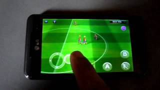 LG OPTIMUS 3D GAMELOFT GAMES REVIEW