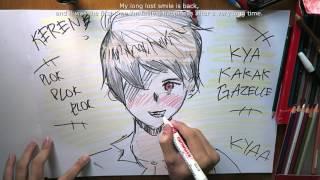 Draw My Life - Laurent Rando @GazelleCross