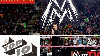 WWE TOP 10 Miz TV Moments